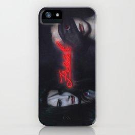 A freak like Lana iPhone Case