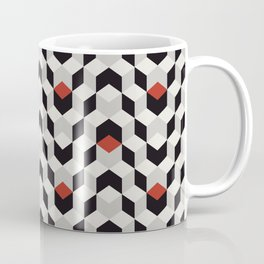 The Night Circus Series - Pattern 4 Coffee Mug