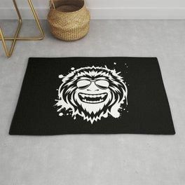 Wild Ape (Grunge) Rug