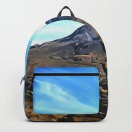 Mount St. Helens Backpack