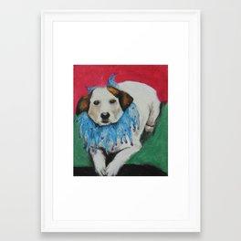 Mikey Framed Art Print
