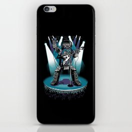 Jukebox Hero iPhone Skin