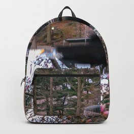Mirror Photography Central Park Backpack
