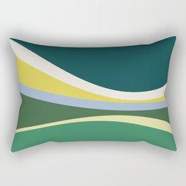 july meadow Rectangular Pillow