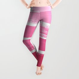 Shades of Pink Leggings