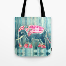 Elephant Indian Style Tote Bag