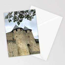City of Carcassonne Stationery Cards