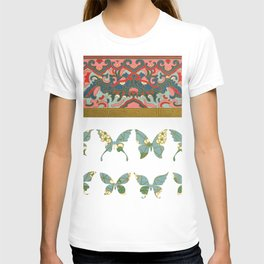 Ornamental Butterfly T-shirt