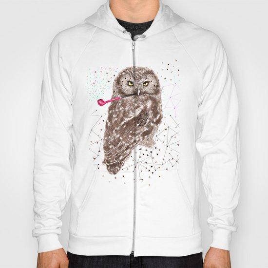 Mr.Owl III Hoody