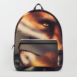 Country Club Collection #5 - I'm a Patient Fox Backpack
