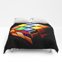 Rubiks Cube Comforters