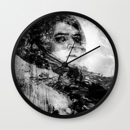 Holy Damned III Wall Clock