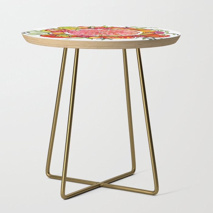 Sweet Holiday Side Table