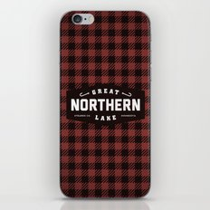 Great Northern Lake iPhone & iPod Skin