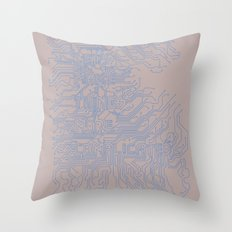 Let's Make Things More Complicated. Throw Pillow