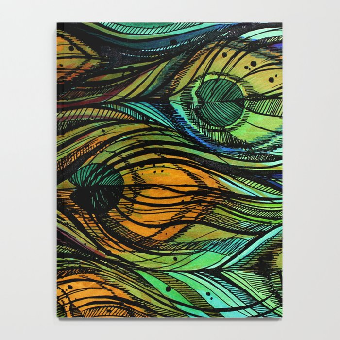 Feathers Notebook