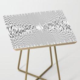 noisy pattern 03 Side Table