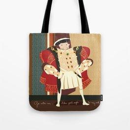 Hello Henry! Tote Bag