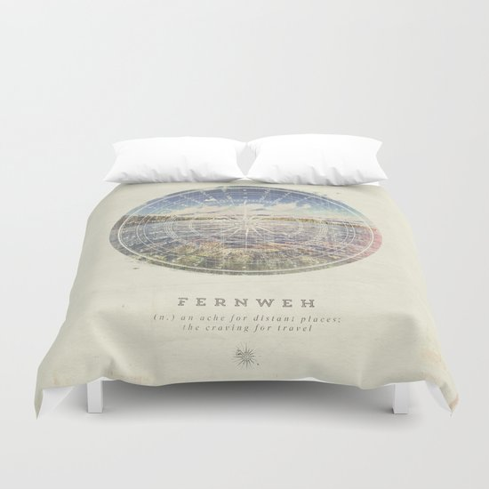 Fernweh Vol 1 Duvet Cover