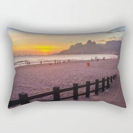 Ipanema Rio Rectangular Pillow