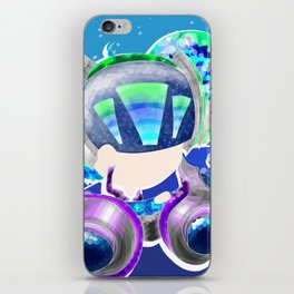 DJ Sona iPhone Skin