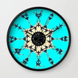Rangutan 3D Logo Wall Clock