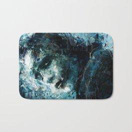 BLUE JOKER Bath Mat