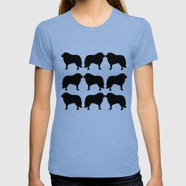 Great Pyrenees: Shadows T-shirt