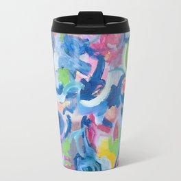 LiFE GOES ON Travel Mug