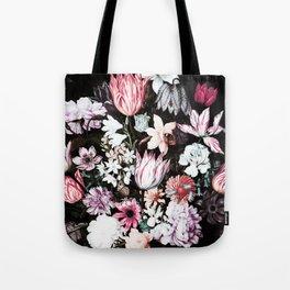 Flora Gothica Tote Bag