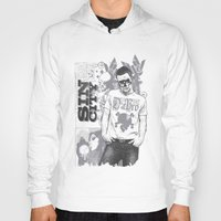 sin city Hoodies featuring Sin city by Tshirt-Factory