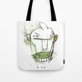 Coffee Face 01 Tote Bag