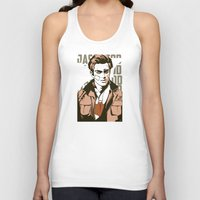 jay fleck Tank Tops featuring Jay by Shop 5