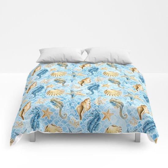 Sea & Ocean #8 Comforters