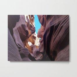Antelope Canyon  #9 Metal Print