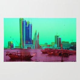 BFH, bahrain Rug