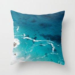 Cape Point, South Africa #society6 #decor #buyart Throw Pillow