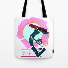 Vaporwave Fiance' Tote Bag
