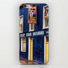 Paddy Bawn Brosnans Bar in Dingle iPhone & iPod Skin