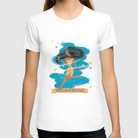 pocahontas T-shirts featuring Pocahontas by LindseyCowley