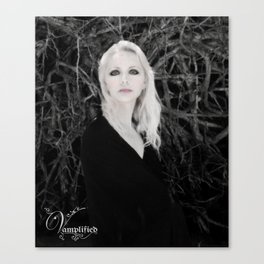 "VAMPLIFIED ""Creeping Vines"" Canvas Print"