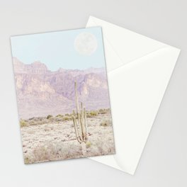 Moon Rise Stationery Cards