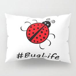#BugLife (Ladybug) Pillow Sham