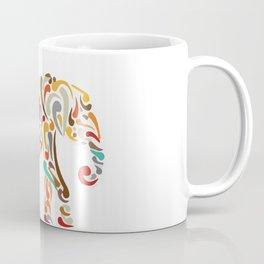 Elephon illustration. Coffee Mug
