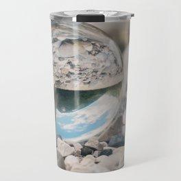 Lensball Landscapes Travel Mug