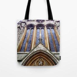 Kensington Church View Tote Bag