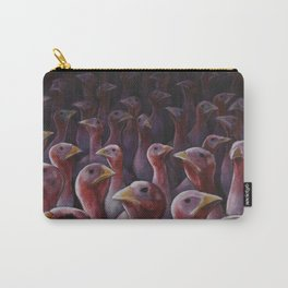 Turkeys Carry-All Pouch