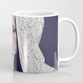Halsey short blonde hair Coffee Mug