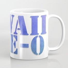 Hawaii Five-0 Coffee Mug