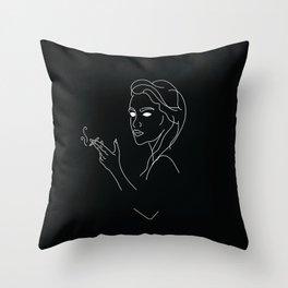 Smokin' 2.0 Throw Pillow